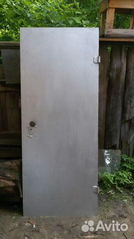 двери металлические ширина 85 см