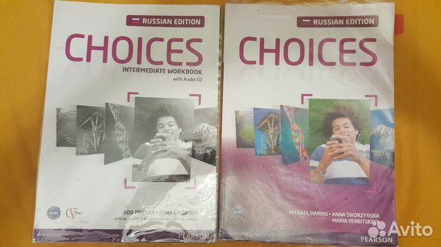 choices intermediate workbook