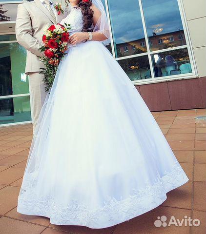 Авито купить свадебное платье в костроме