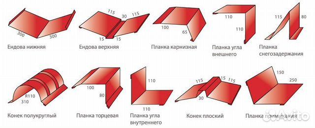 доборные элементы для кровли владивосток математике