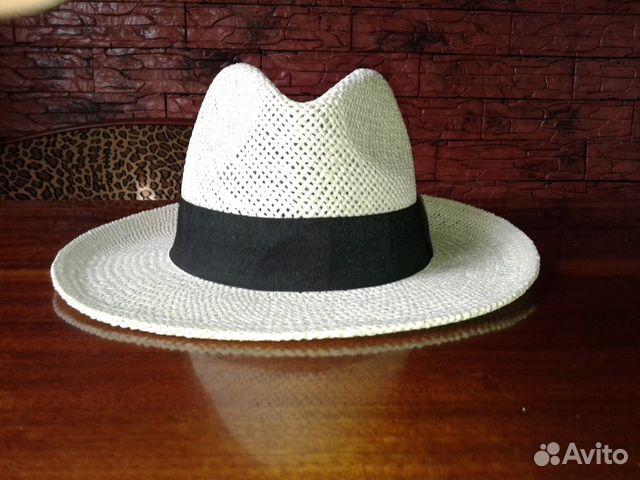 f199820ddd47 Шикарная итальянская шляпа/57, фирменная,новая