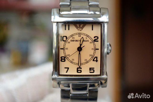 Купить часы мужские копия emporio armani ar2417