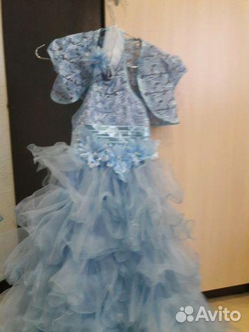 Платье бальное купить.авито