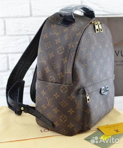 7ff7f5de68a7 Louis Рюкзак Vuitton Palm Springs Луи Витон PM MM | Festima.Ru ...