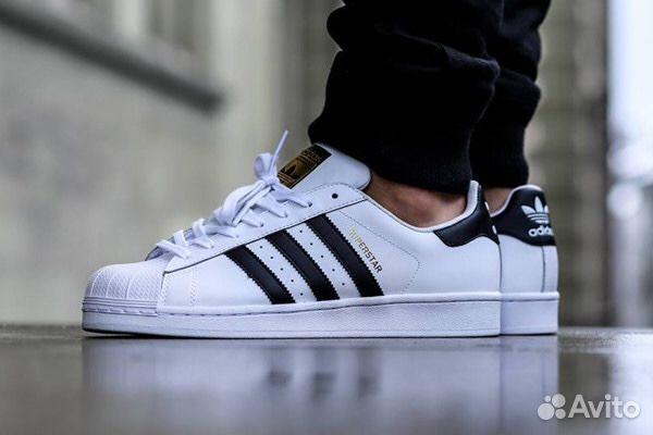 Adidas Superstar кеды мужские Адидас  db9962697247d