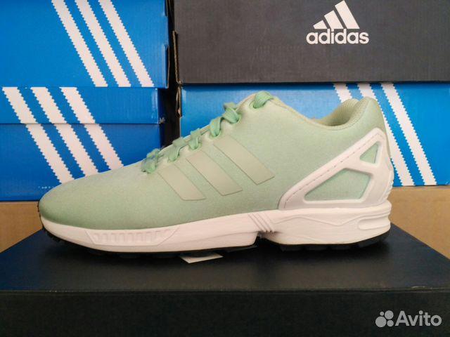 6771dc7c8f07 Кроссовки Adidas ZX flux B34506 купить в Челябинской области на ...