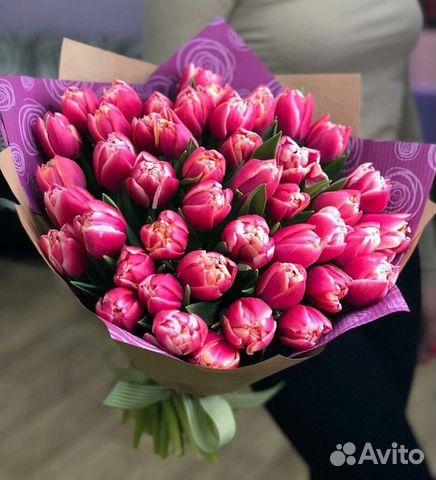 тюльпаны фото букеты