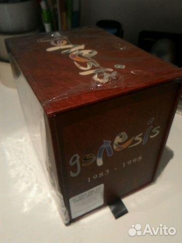 Genesis 1983-1998 sacd