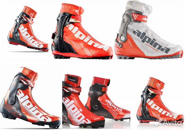 1d4dfb8d Лыжные ботинки alpina ESK 2.0 купить в Москве на Avito — Объявления ...