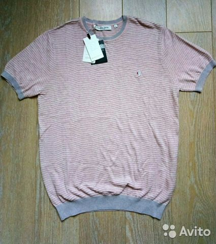 00436ea0deb0 Мужская футболка поло Giovane Gentile, новая