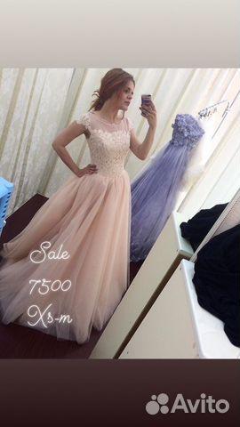 014b2f80126 Вечернее платье распродажа купить в Ставропольском крае на Avito ...