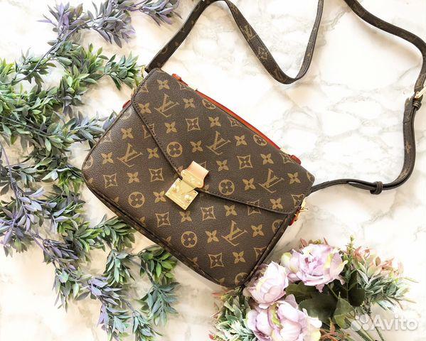 dea6b5762759 Кошельки Louis Vuitton из канвы и кожи | Festima.Ru - Мониторинг ...
