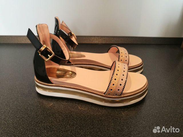 d16bf9c71 Новые стильные итальянские сандалии купить в Московской области на ...