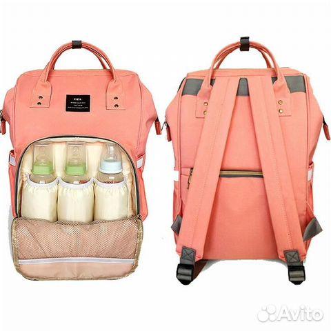 9848070ec537 Сумка-Рюкзак для мамы и малыша | Festima.Ru - Мониторинг объявлений