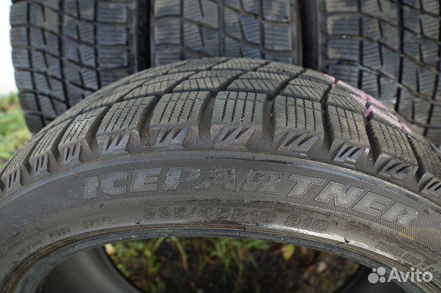 Зимние шины Bridgestone 225/45/18, Мade in Japan 89119211180 купить 6