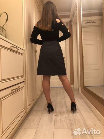 42d9fb767bf Юбка болоневая тёплая 44-46 купить в Москве на Avito — Объявления на ...