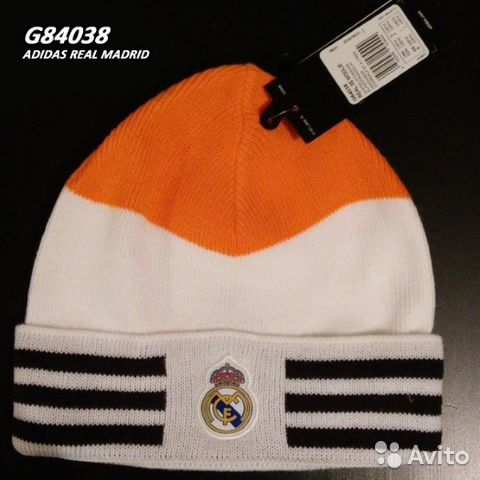 reputable site 7a38d 35a98 Шапочка adidas real madrid G84038