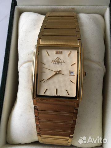 Часы appella мужские 1943 цена
