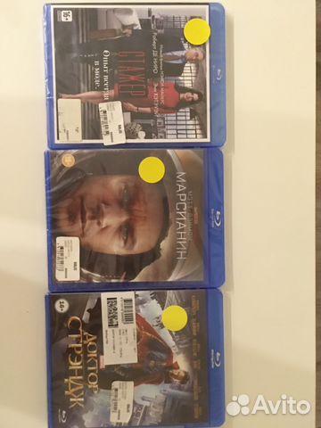 Blu-ray/ ultra4k фильмы 89120889373 купить 1