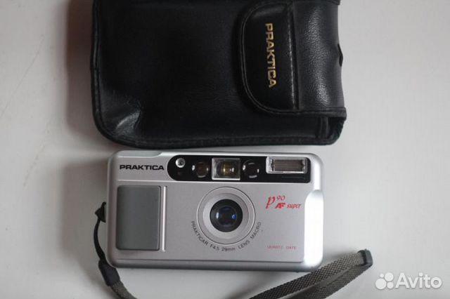 Пленочный фотоаппарат praktica p90 af super festima.ru