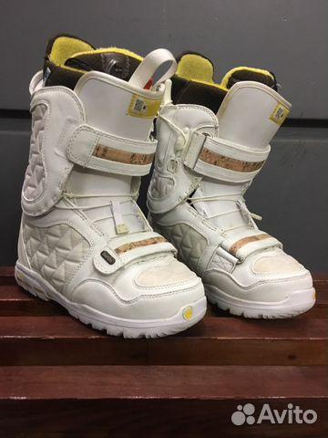 49326678 Ботинки для сноуборда Burton Axel Flex 2 | Festima.Ru - Мониторинг ...