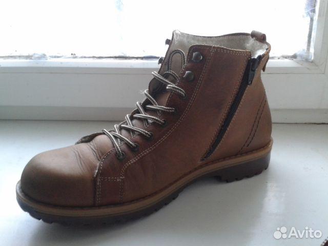 102861622 Мужские кожаные ботинки goergo | Festima.Ru - Мониторинг объявлений