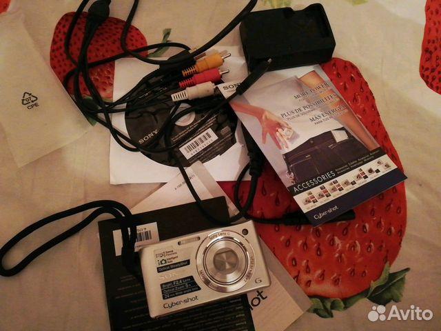 Sony Cyber-shot DSC-W-380