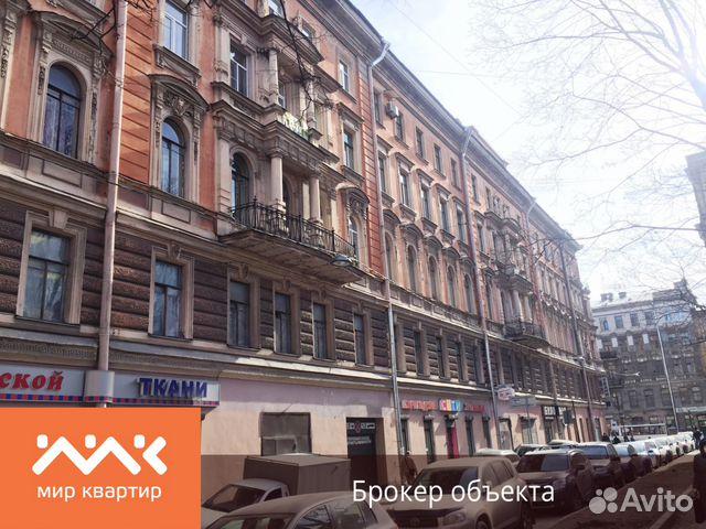 Продается недвижимость за 29 000 000 рублей. Кирочная ул, 30.
