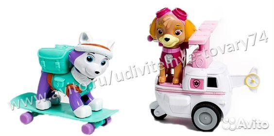 Где в челябинске купить игрушки щенячий патруль