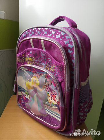 8b37dfc442bd Детский ранец рюкзак школьный купить в Воронежской области на Avito ...