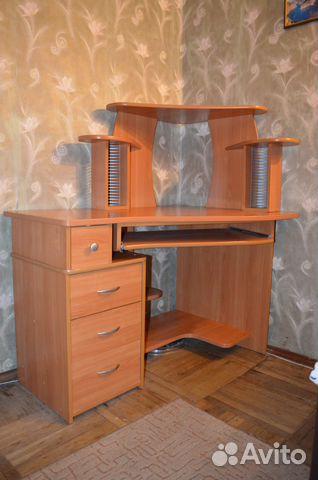 компьютерный стол с надстройкой купить в санкт петербурге на Avito
