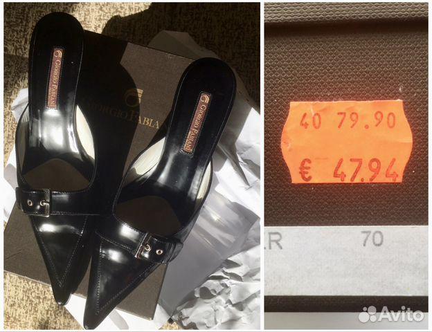 ea1948ef5 Итальянские кожаные туфли Giorgio Fabiani с ценой | Festima.Ru ...