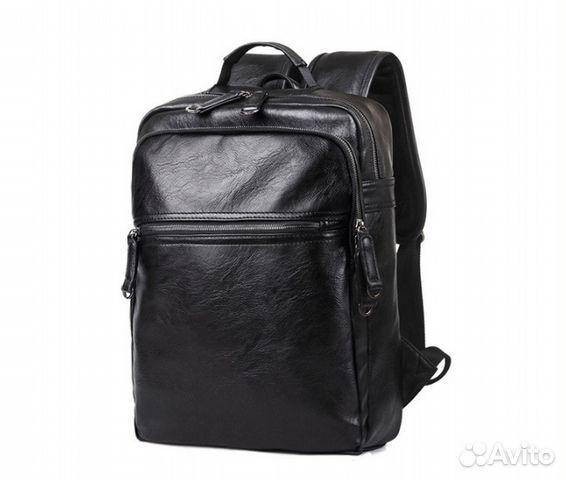 6a69d67f819c Мужской рюкзак экокожа / кожзам | Festima.Ru - Мониторинг объявлений