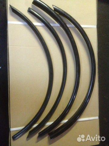 Расширитель арки крыла Ауди100 С4 S4 S6— фотография №1
