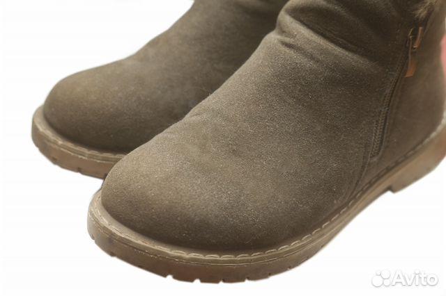 Ботинки зимние 38 размер 89141948510 купить 2