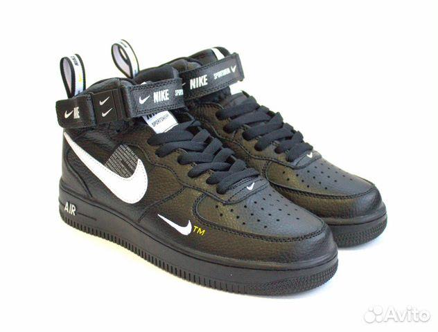 c8a56cf2 Кроссовки Nike Air Force 1 07 PRM JDI(42 EUR) | Festima.Ru ...