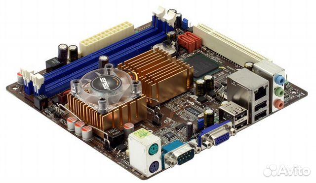 Плата Mini-ITX c процессором 89101939470 купить 1