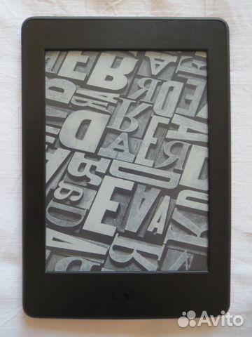 89025069832 Amazon Kindle Paperwhite (7е поколение, подсветка)
