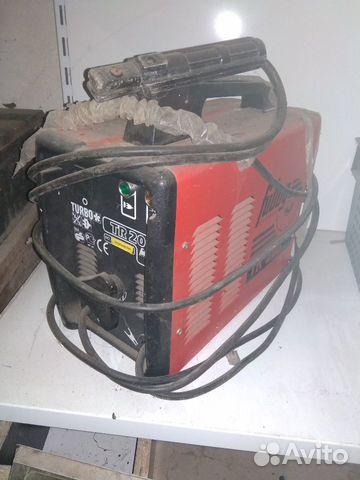 Сварочный аппарат fubag tr200 стабилизаторы переменного напряжения лекции