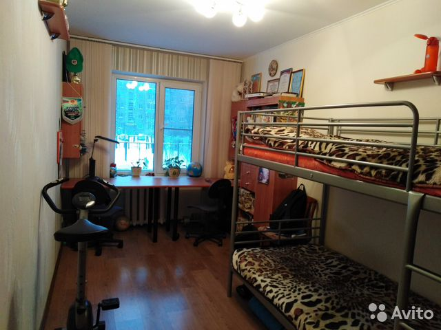 Продается трехкомнатная квартира за 2 500 000 рублей. ул Сегежская, 3А.
