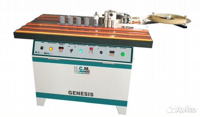 89196254424 Кромкооблицовочный станок HCM genesis