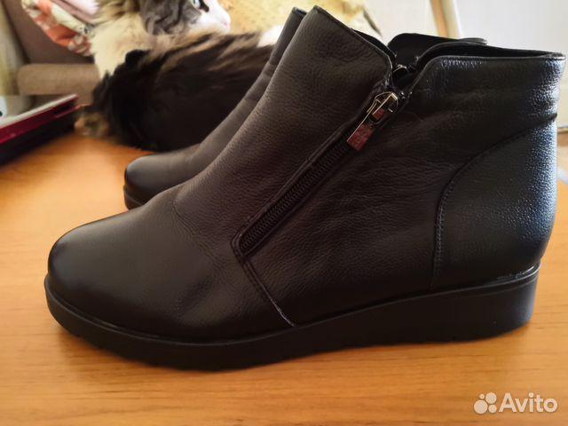 3ea9010c Ботинки весна -осень купить в Астраханской области на Avito ...