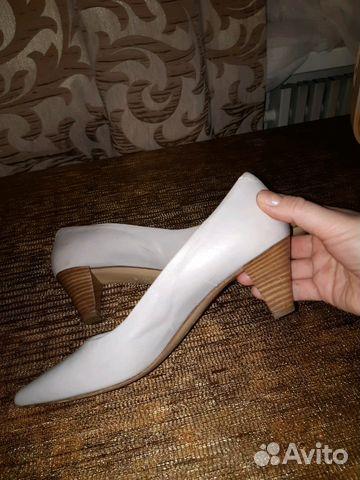 Туфли Giorgio Venelli кожа, Италия, 38 р 89805372033 купить 4
