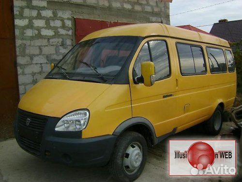 ГАЗ ГАЗель 3221, 2007 89283387234 купить 1