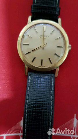 e5d1114f Часы longines (calatrava) мужские швейцария 70 г— фотография №1