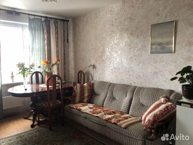 Продается трехкомнатная квартира за 5 250 000 рублей. Дмитровский городской округ, Московская область, Оборонная улица, 1.