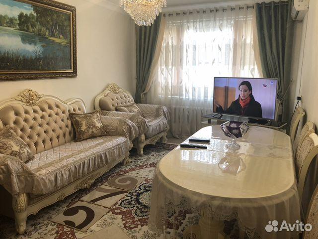Продается трехкомнатная квартира за 3 700 000 рублей. г Грозный, ул Новаторов, д 1/25.