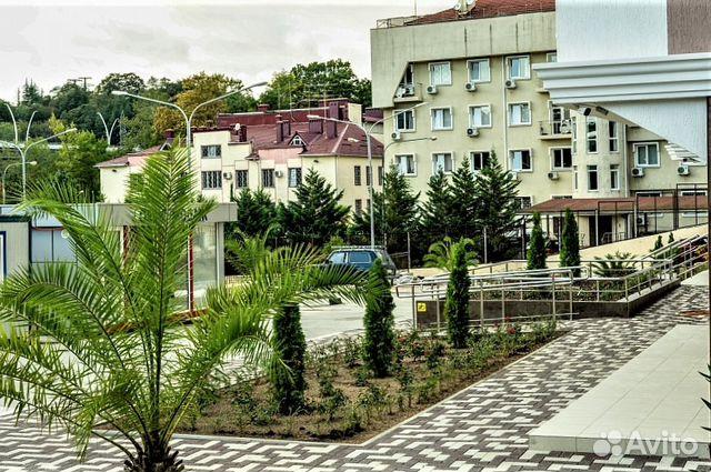 Продается однокомнатная квартира за 4 175 000 рублей. Краснодарский край, г Сочи, ул Аллея Челтенхэма.