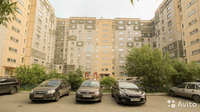 Продается четырехкомнатная квартира за 4 500 000 рублей. г Челябинск, ул Труда, д 5А.