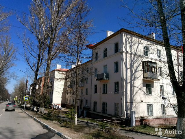 Продается двухкомнатная квартира за 2 290 000 рублей. Московская обл, г Кашира, ул Советский Проспект.
